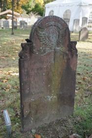 Catriena's Headstone
